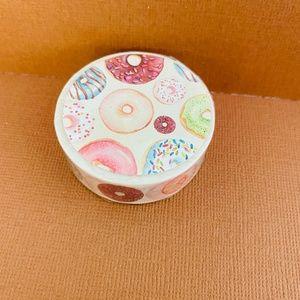Kawaii Doughnut Washi Tape Cute